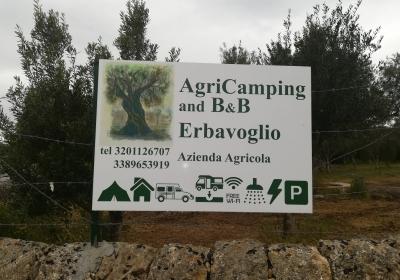 Campeggio Villaggio Agricamping Erbavoglio